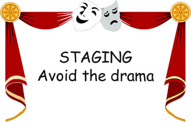 Avoid the drama - WordPress Staging